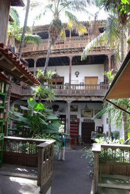 A historic building in La Orotava