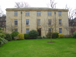 Kenny Buildling, Downing College, Cambridge