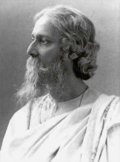 Rabindranath Tagore, 1909