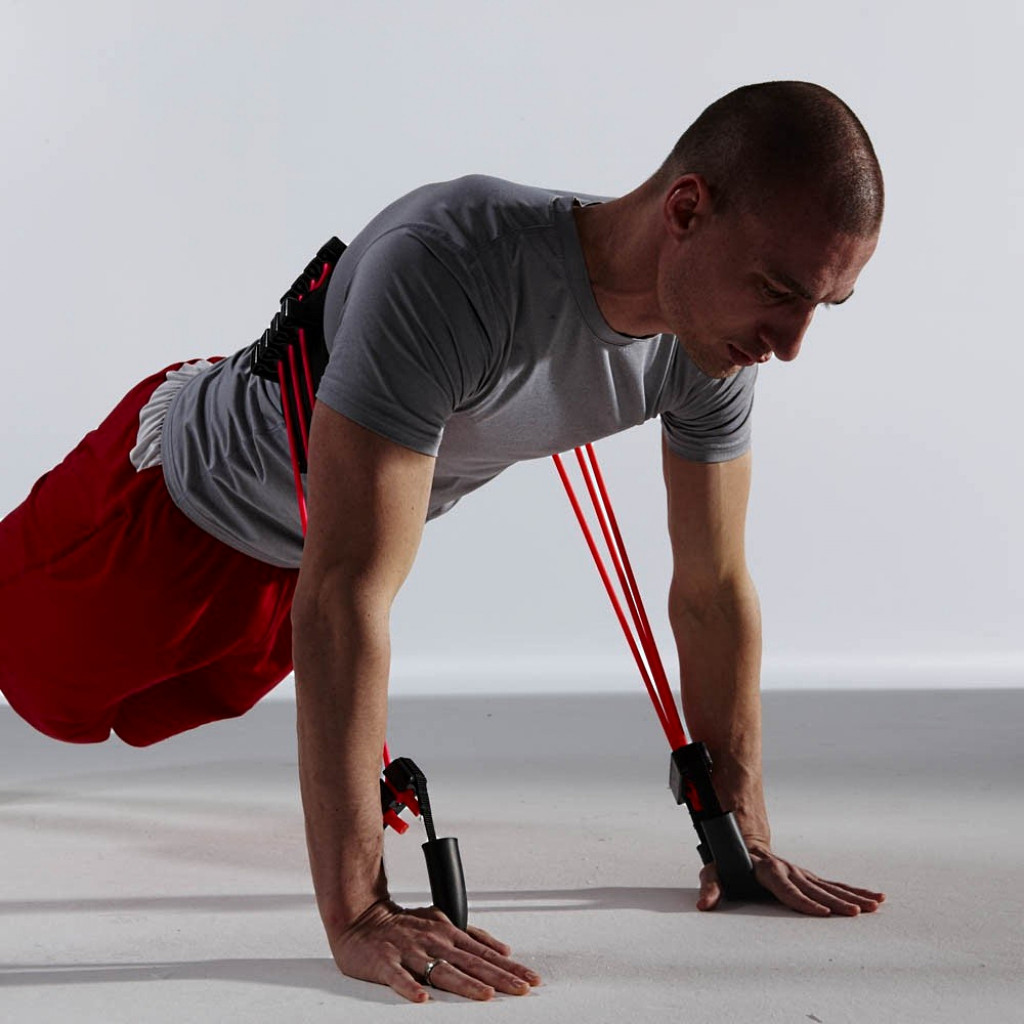 Callisthenics With Resistance Band Training