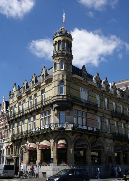 Grand Hotel de 'Empereur, Maastricht