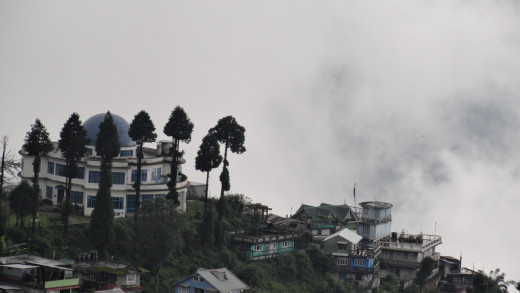 Breathtaking beauty of Darjeeling