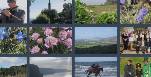 See the Official Cliffs of Moher website to view images and learn more about their award winning visitor Centre