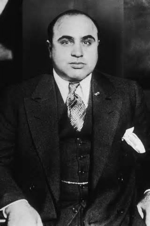 Capone learned the hard way about tax evasion
