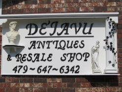 Dejavu Antiques and Resale Shop of Clarksville, Arkansas