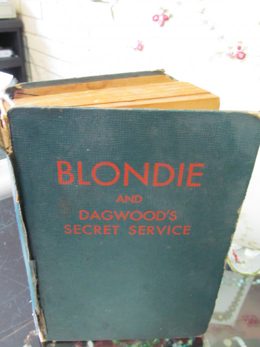 Blondie and Dagwood's Secret Service