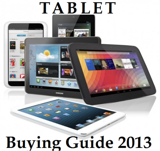 How to get your hands on the best tablet possible inside your budget, desires and needs.
