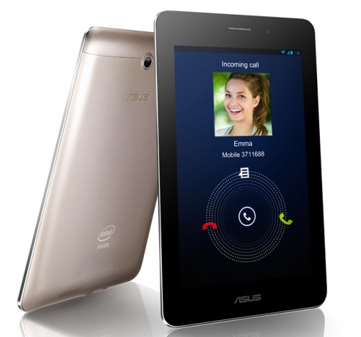 Asus FonePad (not to be mistaken with Asus PadFone)