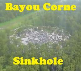 Bayou Corne, LA 22-acre sinkhole