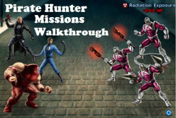 Marvel Avengers Alliance: The Pirate Hunter Missions Walkthrough