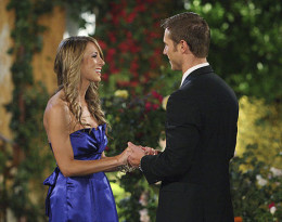 Tenley on The Bachelor