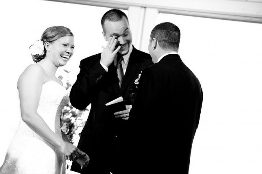Wedding Officiants and What They Provide