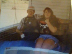 MY DAD, AUSTIN AVERY, AND DAUGHTER, ANGIE AVERY NASH.