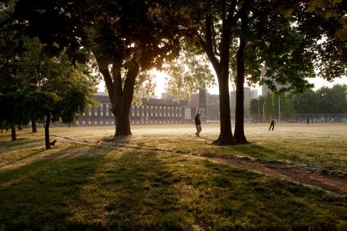 Moss Park, Toronto, Ontario