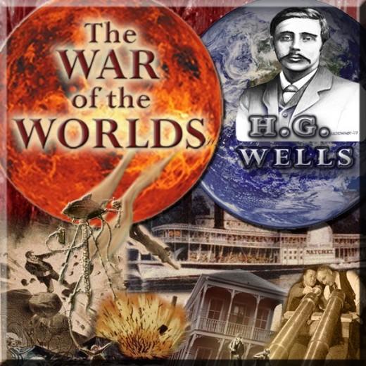HG Wells.