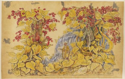 By Jennie Wilde (1865-1913) (Design by Jennie Wilde, via [1]) [Public domain], via Wikimedia Commons