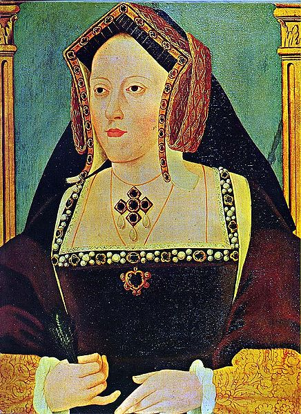 This ending could have been Catherine of Aragon's ending too