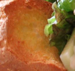 Crunchy Baguette Croutons