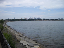 Walking Along South Boston's Harborwalk To Castle Island
