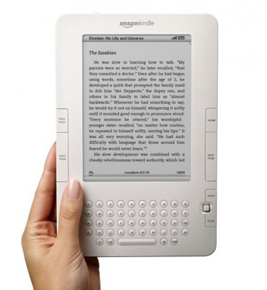 The Amazon Kindle is one of the most popular e-readers out there.