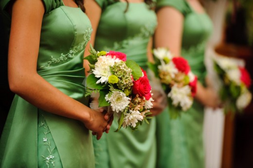 St. Patrick's Day Wedding Theme