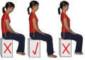Sit up Straight! Proper Posture for Computer Use