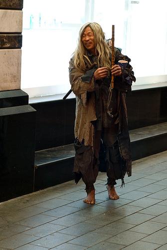 Homeless from Dennis Kruyt flickr.com