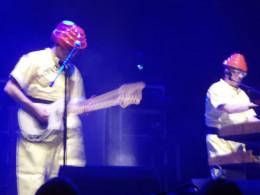 Musical gigs at Southbank