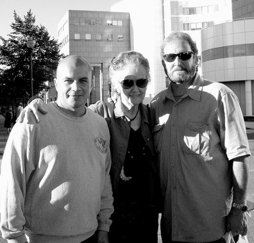 New England Society for Psychic Research, James Myers,Lorraine Warren, and Tony Spera