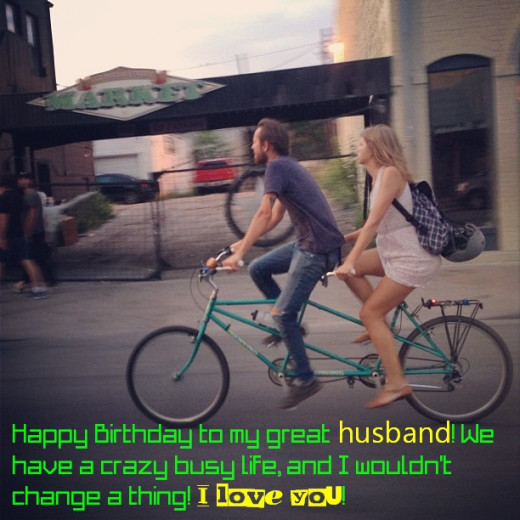 Cute Happy Birthday Quotes For Your Husband Or Boyfriend: Cute Happy Birthday Quotes For Boyfriend