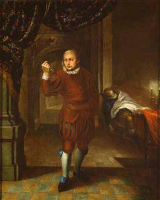 Macbeth, Johann Christoph Kimpfel (1787)