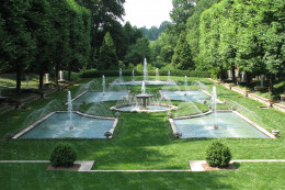 Italian Water Fountain Garden at Longwood Gardens