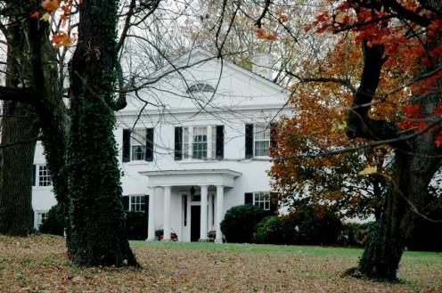 Home of Charles Washington, brother of George Washington
