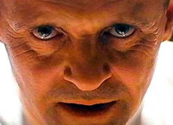 Hannibal Lecter the serial killer.