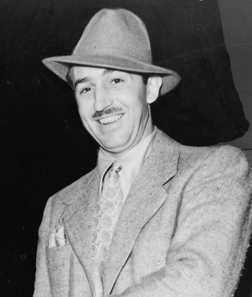 Walt Disney in 1938. A man who, without a doubt, followed his mantra!
