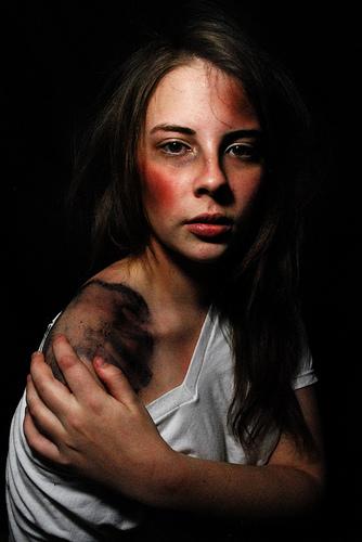 Abusive Relatioship Piece from Dean Hopper   flickr.com