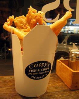 fish & chips from Christopher Stumm  flickr.com