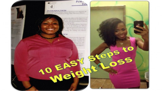 Before and after pics and articles online can be an invaluable tool!