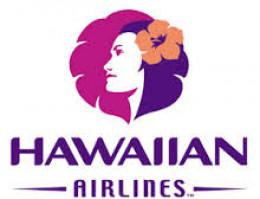 Hawaiian Airlines in Hawai'i since 1929.