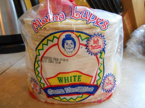 Mama Lupe's White Corn Tortillas are my favorite.  They have a wonderful fresh corn taste and are soft and flexible.  Great for cooking!