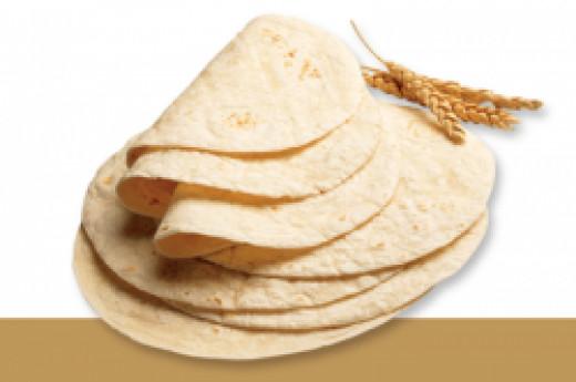 Tortilla Flat Bread