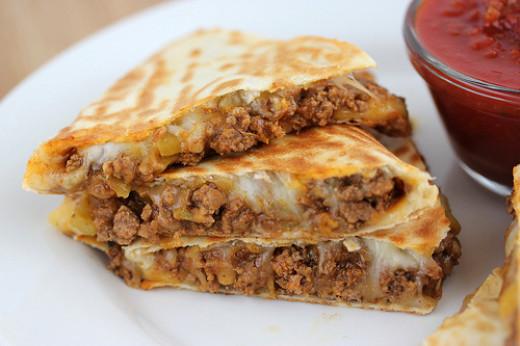 Beef Quesadillas Recipe