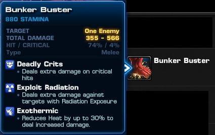 Bunker Buster