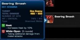 Searing Smash