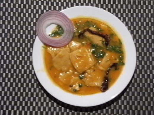 Enjoy the Food - Daal Dhkali