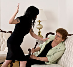 The Elderly and abuse