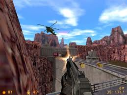 Half Life is a classic PC game