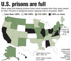 An Introduction to the Issue of Prison Population in America