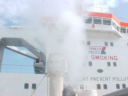 Lot of Seafarers are Severely Injured and Lost their lives in Accidents with Steam System