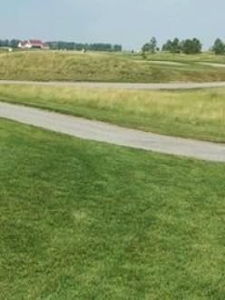 Golfing in Grand Forks